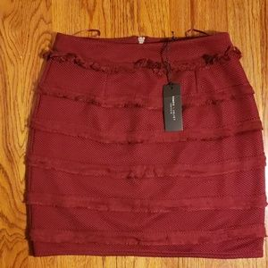 NWT Romeo and Juliet Couture mini skirt